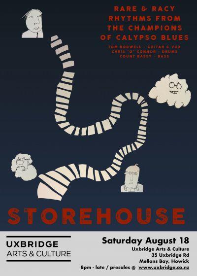 Tom Rodwell, Storehouse