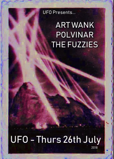 Art Wank, Polvinar + The Fuzzies
