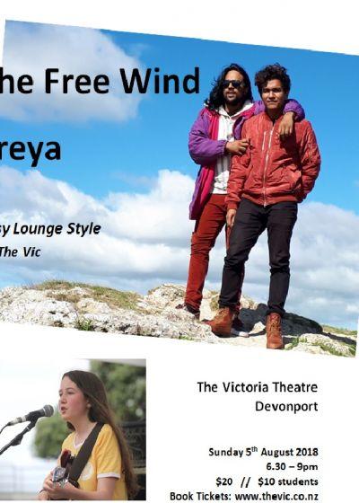 The Free Wind, Freya
