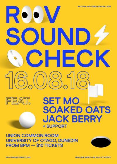 Set Mo, Soaked Oats, Jack Berry