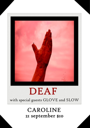 Deaf 'Truancy' Video Release With Glove And Slow