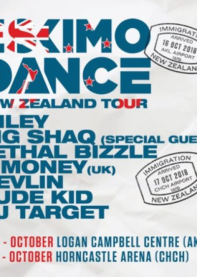 Eskimo Dance - Wiley, Big Shaq, Lethal Bizzle + More