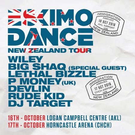 Eskimo Dance - Wiley, Big Shaq, Lethal Bizzle + More