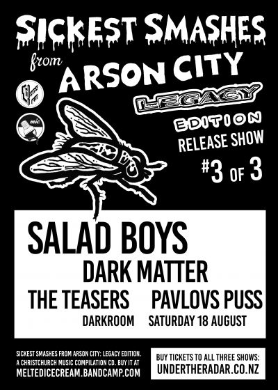 Sickest Smashes from Arson City Release Tour