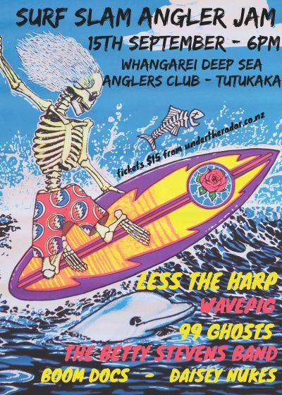 Surf Slam Angler Jam 2