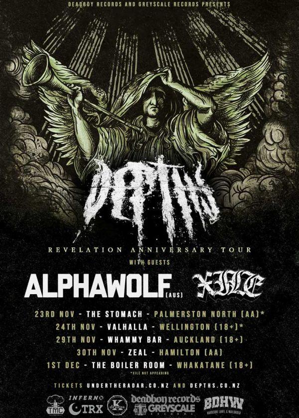 Depths - Revelation Anniversary Tour