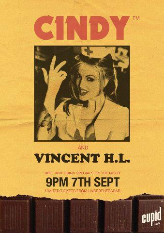 Cindy and Vincent H.L.