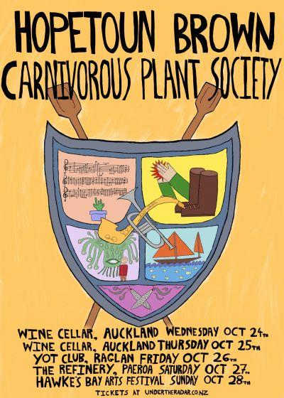 Hopetoun Brown And Carnivorous Plant Society