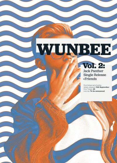 Wunbee Vol 2 -  Jack Panther Single Release