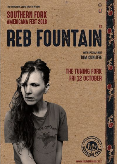 Reb Fountain, Tom Cunliffe