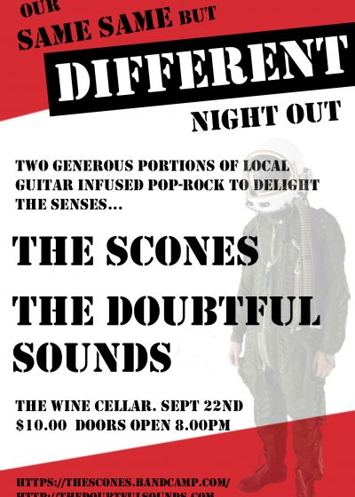 The Scones with The Doubtful Sounds