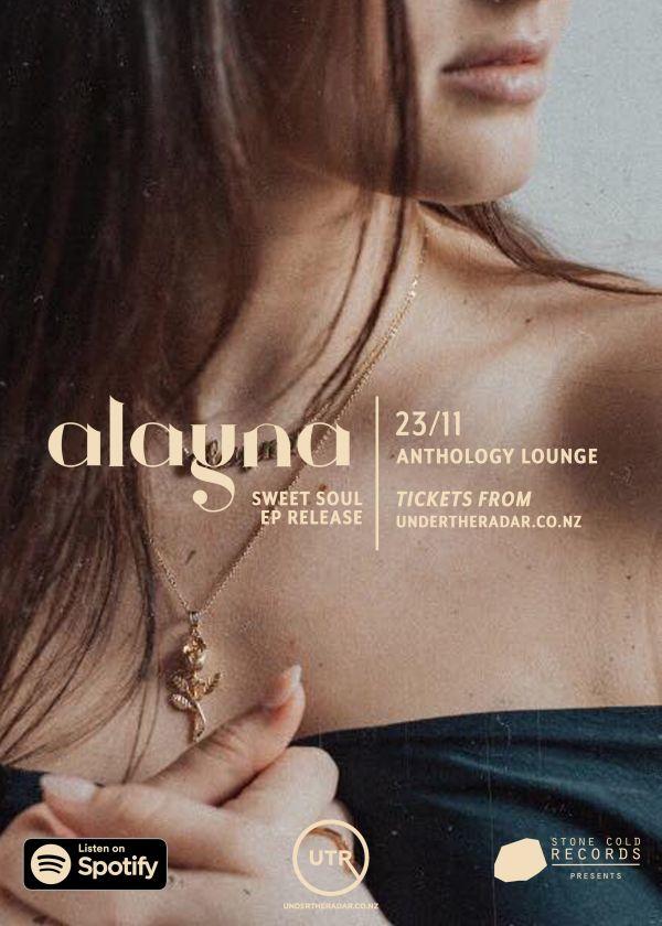 Alayna - Sweet Soul EP Release