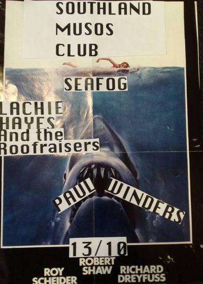 Seafog, Paul Winders, Lachie Hayes