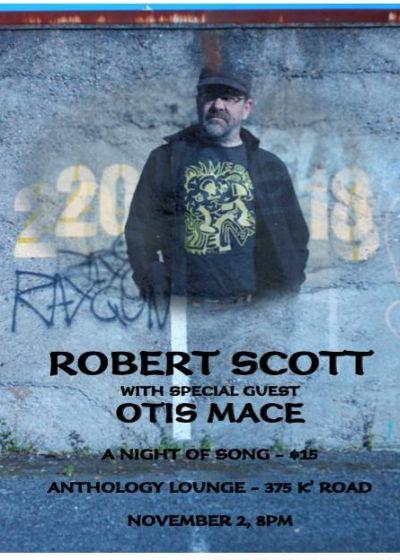 Robert Scott, Otis Mace. A Night Of Song.