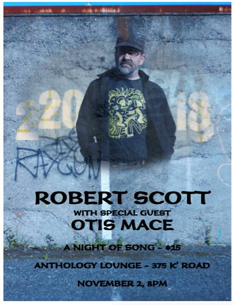 Robert Scott, Otis Mace. A Night Of Song.