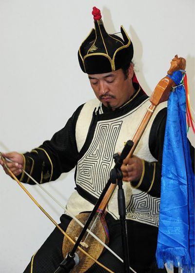 Evgeny Saryglar Tuva