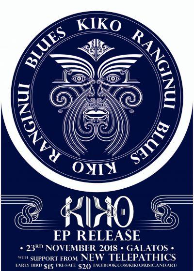 Kiko EP Release