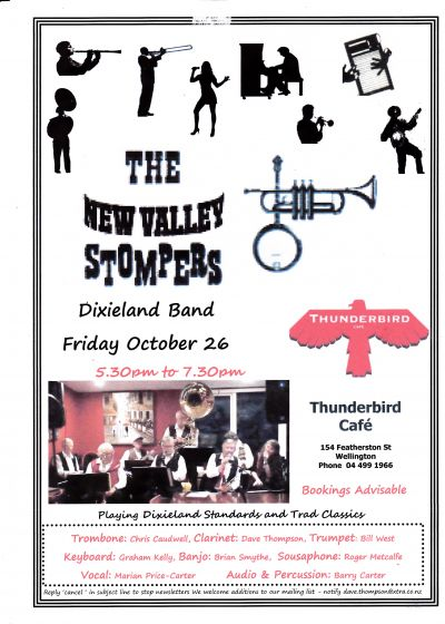 The New Valley Stompers