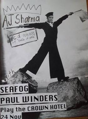 Seafog, Paul Winders, Aj Sharma