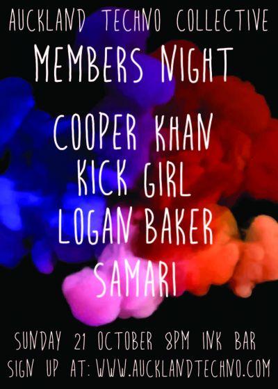 Cooper Khan, Kick Girl, Logan Baker, Samari
