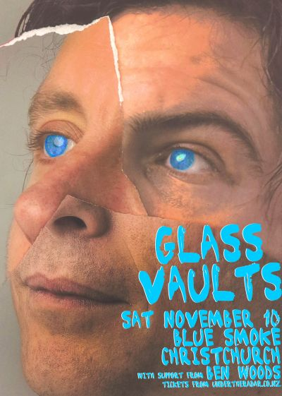 Glass Vaults with Ben Woods