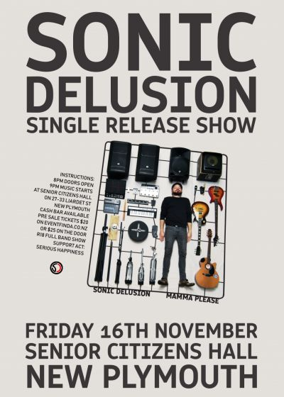 Sonic Delusion, Serious Happiness