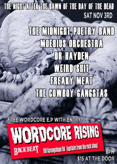 Wordcore Rising