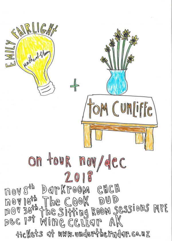 Tom Cunliffe + Emily Fairlight