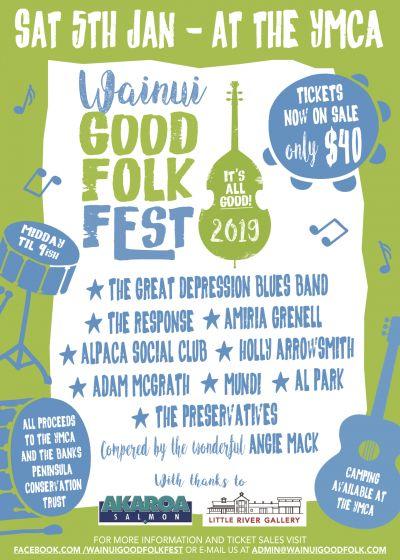 Wainui Good Folk Festival