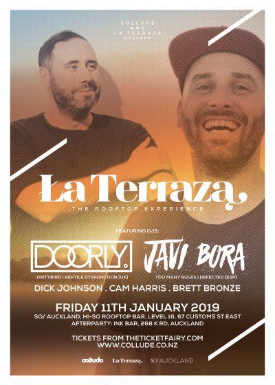La Terraza - Doorly (UK) Javi Bora