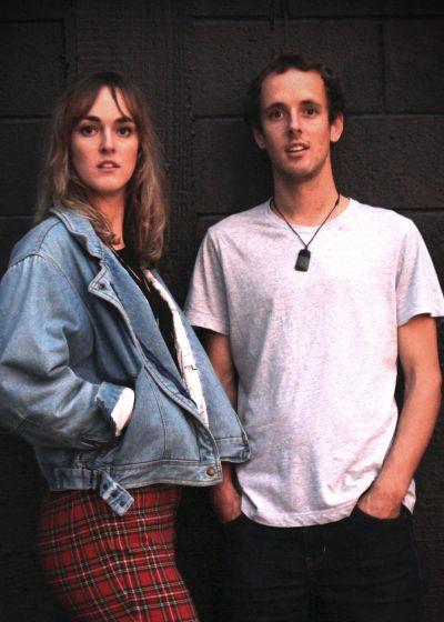 Jasper Hawkins with Jane