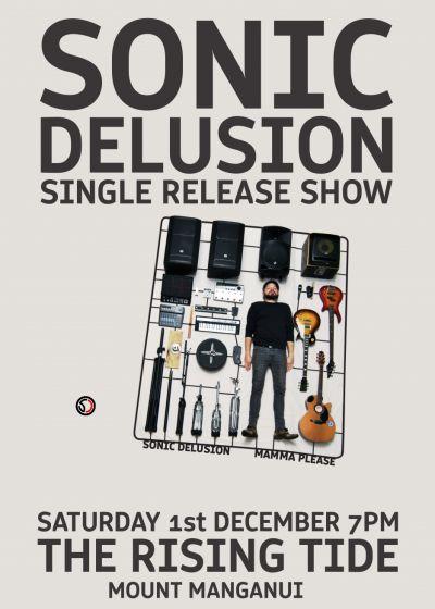 Sonic Delusion - Mamma Please Single Release Tour