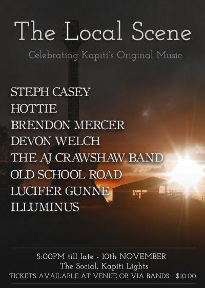 Steph Casey, Hottie, Brendon Mercer + More