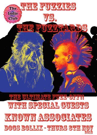 The Fuzzies Vs The Fuzztards