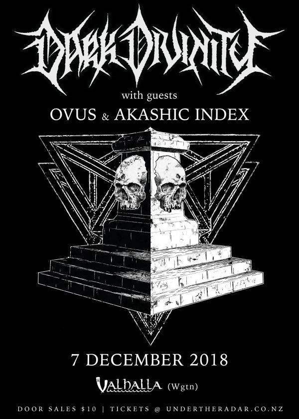 Dark Divinity, Ovus and Akashic Index