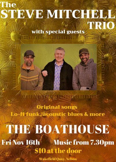 The Steve Mitchell Trio
