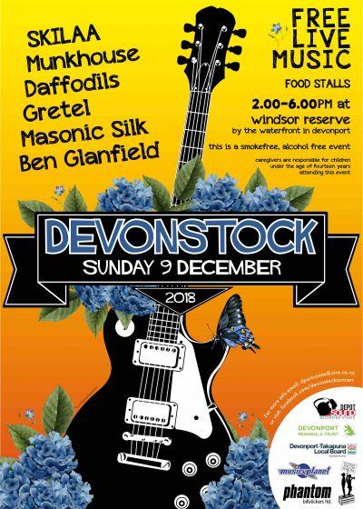 Devonstock Music Festival - SKILAA, Munkhouse, Daffodils, + More