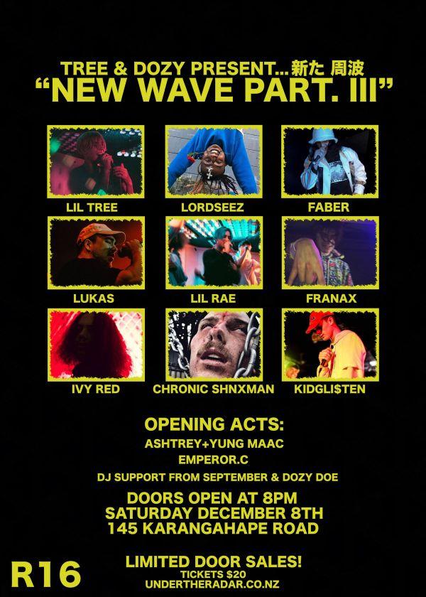 New Wave Pt III