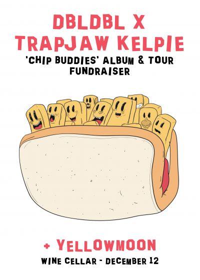 Dbldbl X Trapjaw Kelpie Album + Tour Fundraiser W/ Yellowmoon