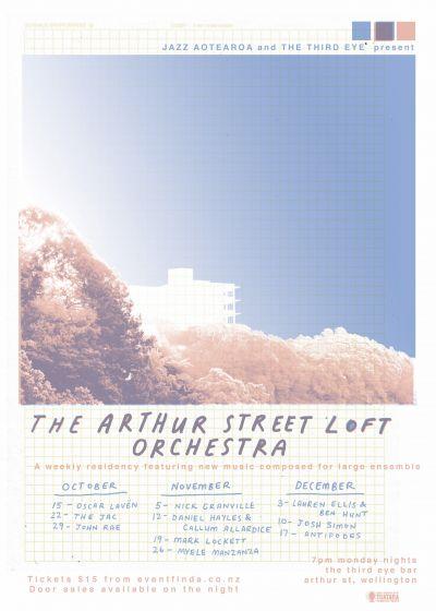 Arthur Street Loft Orchestra with Lauren Ellis And Ben Hunt
