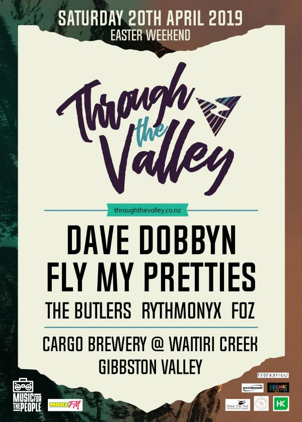 Through The Valley 2019 - Dave Dobbyn