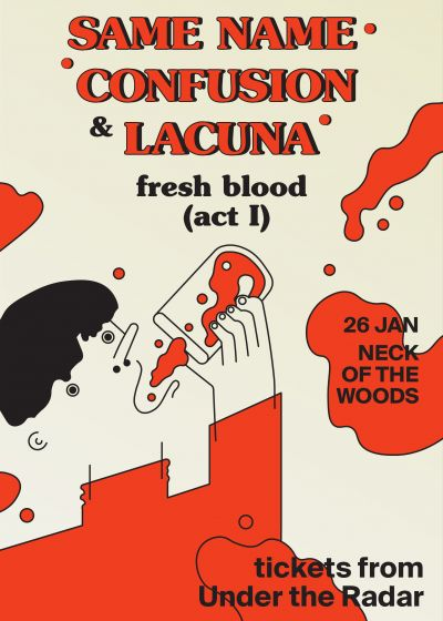 Same Name Confusion and Lacuna - AKL