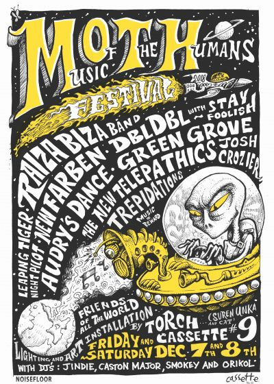 M.O.T.H. (Music of the Humans) Festival 2018