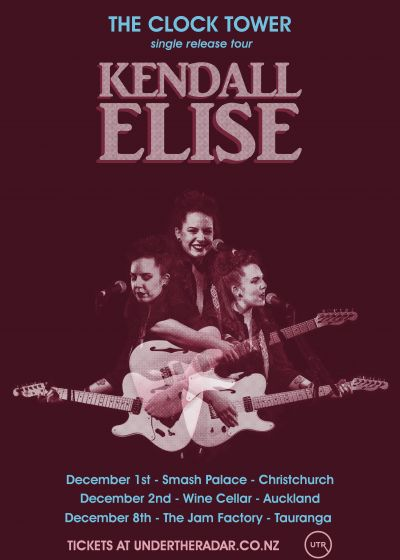Kendall Elise and Band - Single Release Show