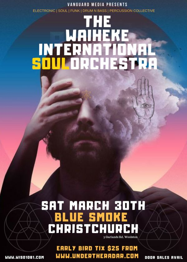 The Waiheke International Soul Orchestra - NZ Tour