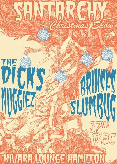 Santarchy - A Christmas Show!