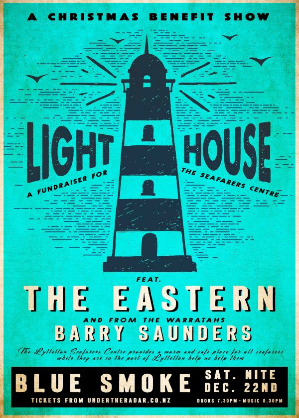 The Eastern and Barry Saunders, Light House Benefit Concert