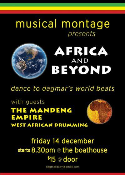 Africa And Beyond - Mandeng Empire