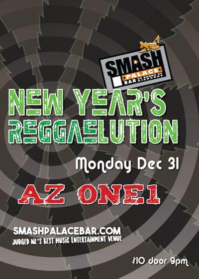 New Year's Reggaelution