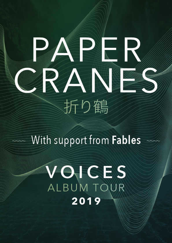 Paper Cranes - Voices Tour